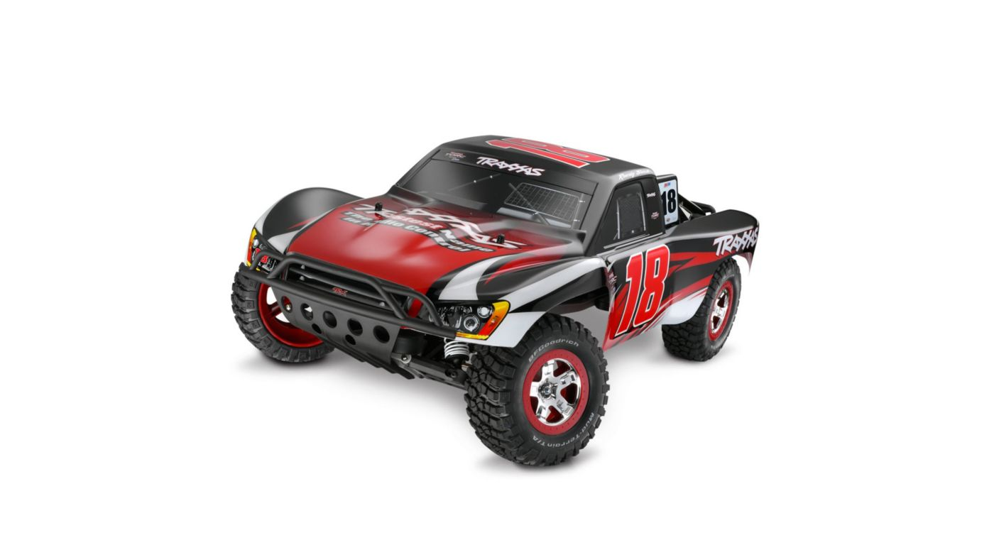 Image for Slash RTR with TQi 2.4GHz Radio: Kyle Bucsh #18 Body from HorizonHobby