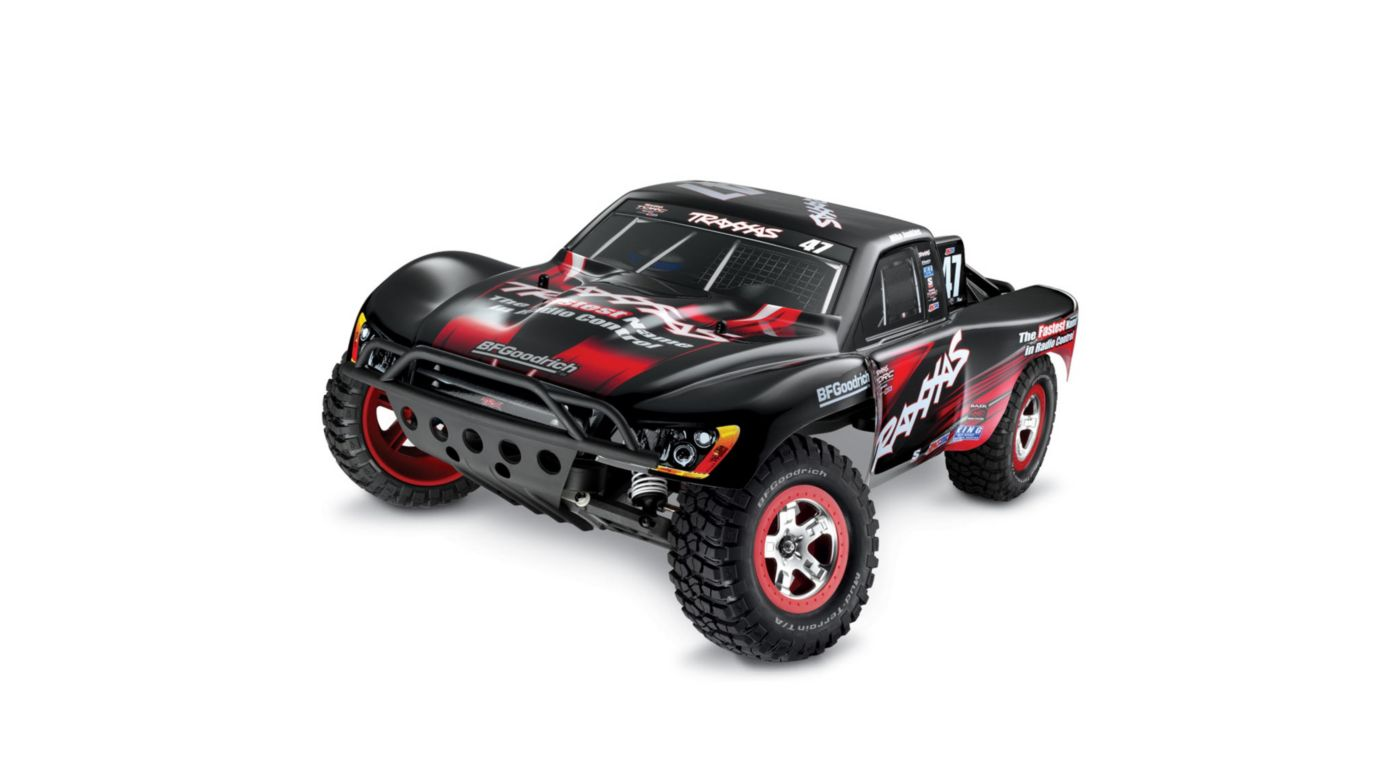 Image for Slash RTR with TQi 2.4GHz Radio: Mike Jenkins #47 Body from HorizonHobby