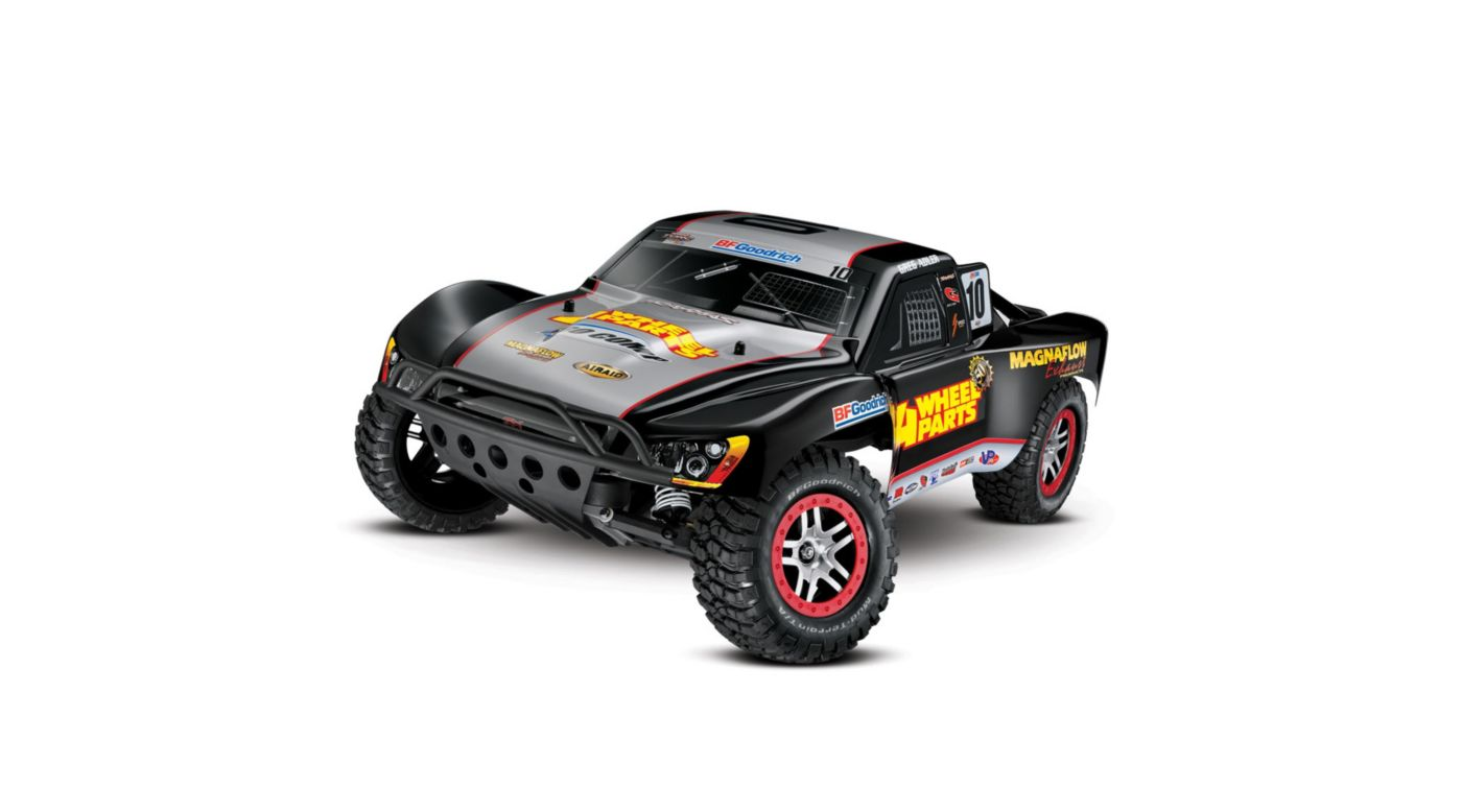 Image for Slash RTR with TQi 2.4GHz Radio: 4 Wheel Parts #10 Body from HorizonHobby