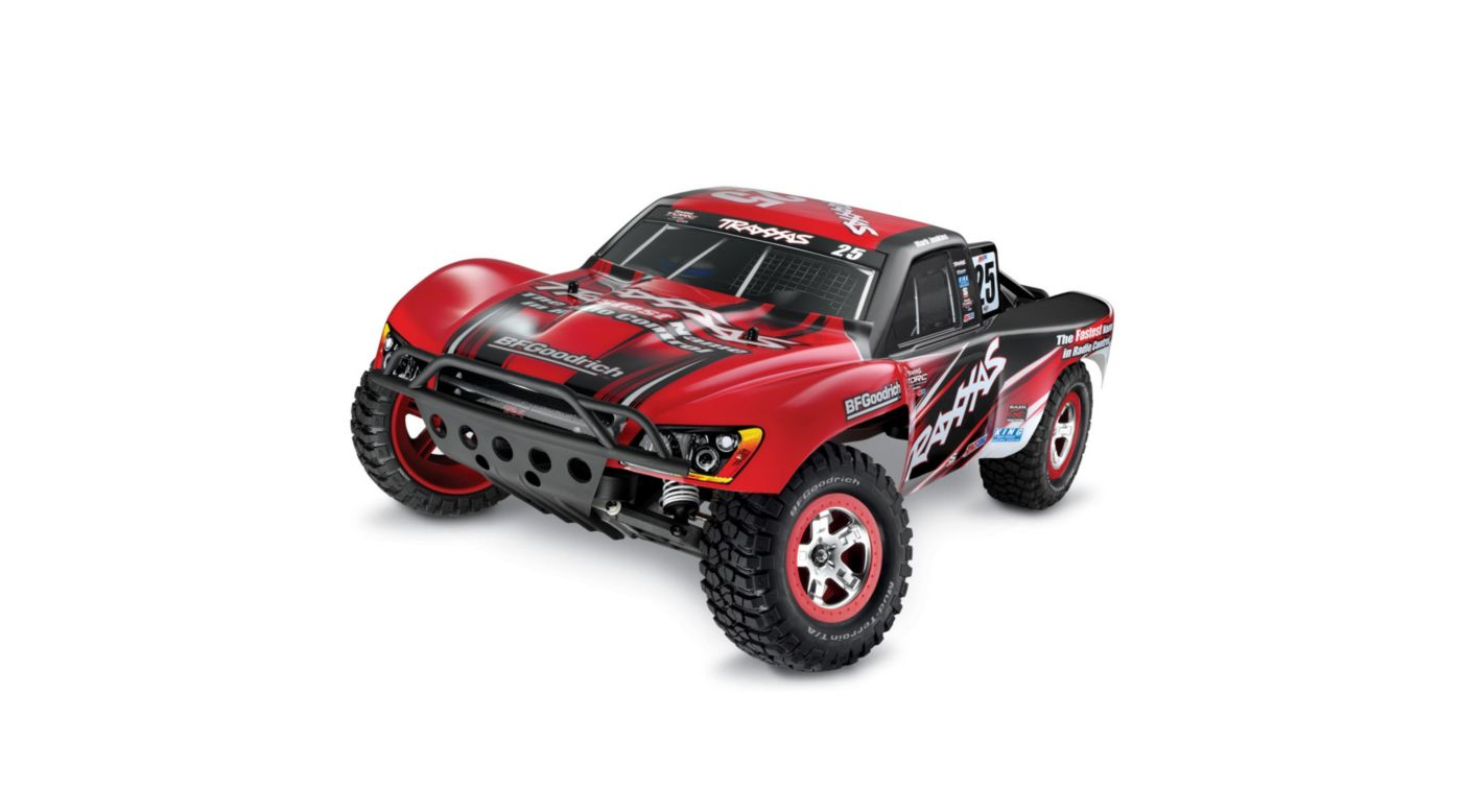 Image for Slash RTR with TQi 2.4GHz Radio: Mark Jenkins #25 Body from HorizonHobby