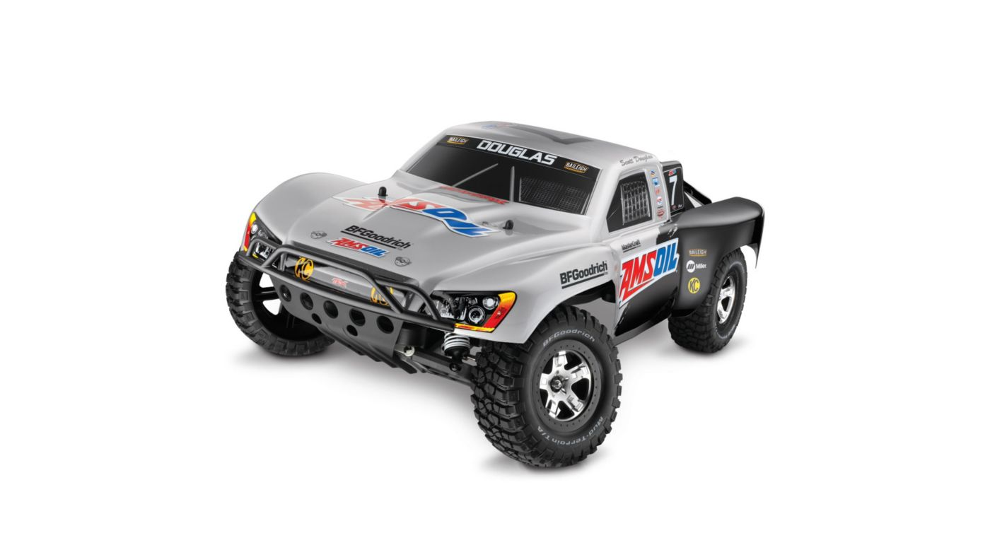 Image for Slash RTR with TQi 2.4GHz Radio: Amsoil Douglas #7 Body from HorizonHobby