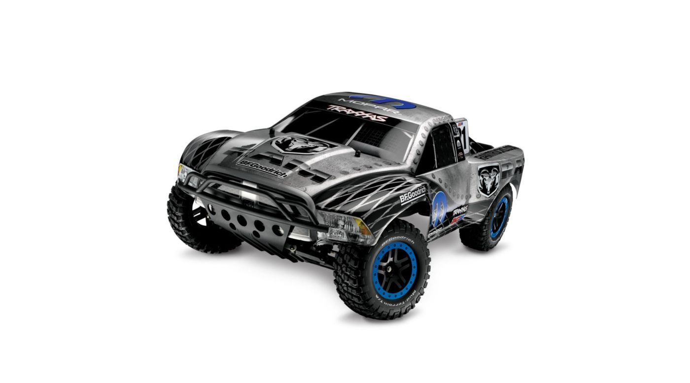 Image for Slash RTR with TQi 2.4GHz Radio: Rob MacCahren #21 Body from HorizonHobby