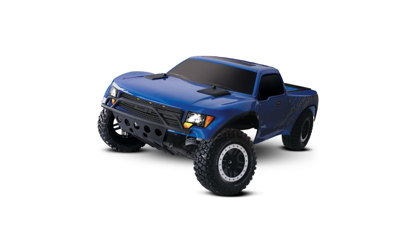 Image for F-150 SVT Raptor RTR with TQi 2.4GHz Radio  Blue from HorizonHobby
