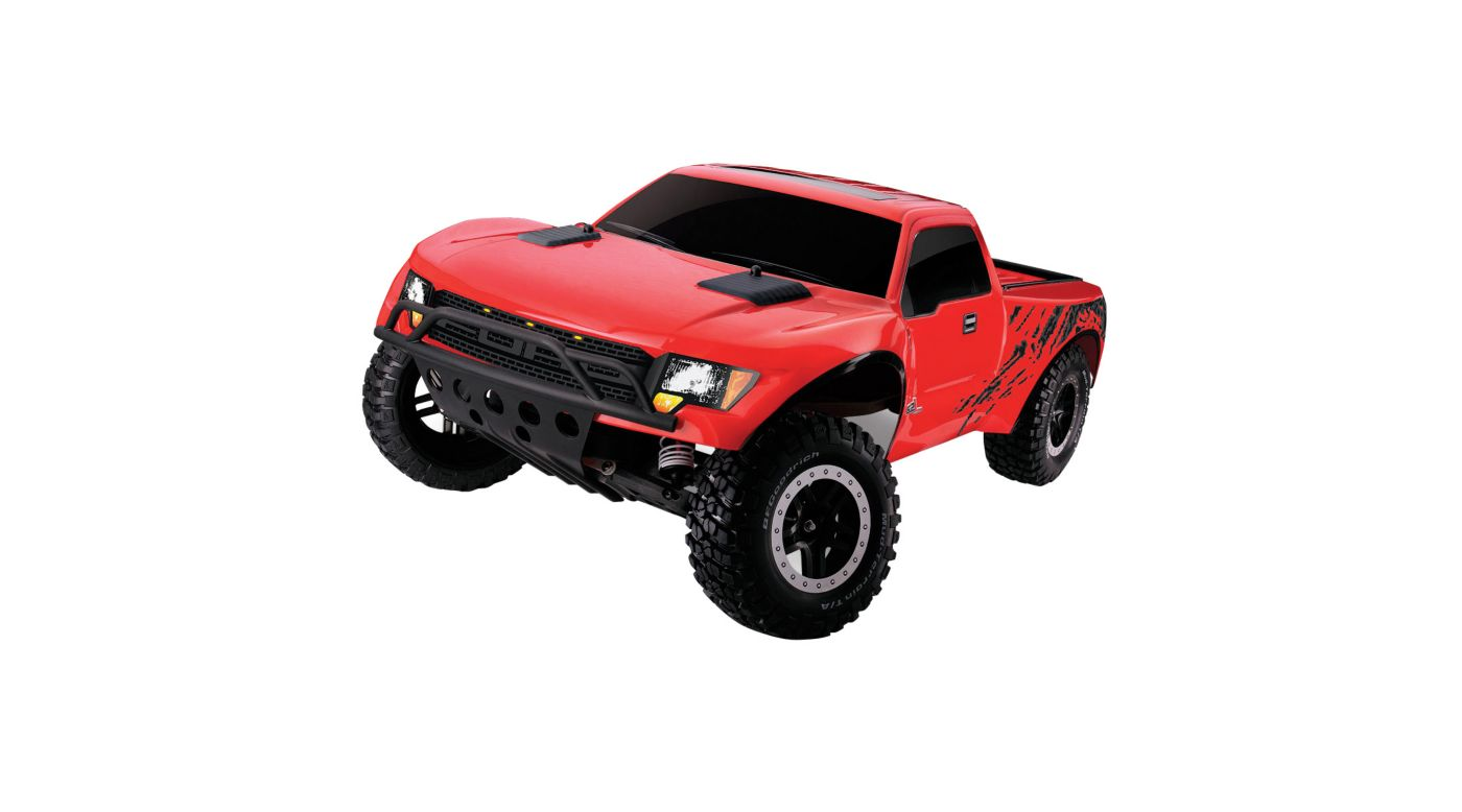 Image for F-150 SVT Raptor RTR with TQi 2.4GHz Radio from HorizonHobby