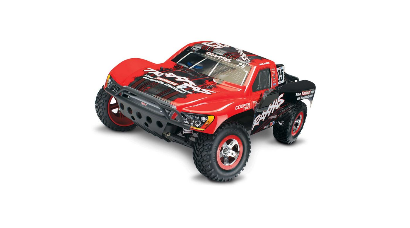 Image for 1/10 Slash VXL 2WD SCT Brushless RTR with TSM, Mark Jenkins #25 Edition from HorizonHobby