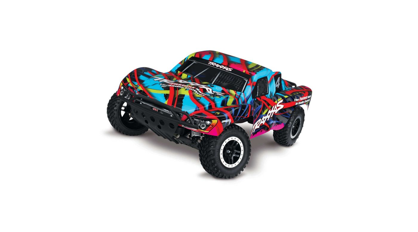 Image for 1/10 Slash VXL 2WD SCT Brushless RTR with TSM, Hawaiian Edition from HorizonHobby