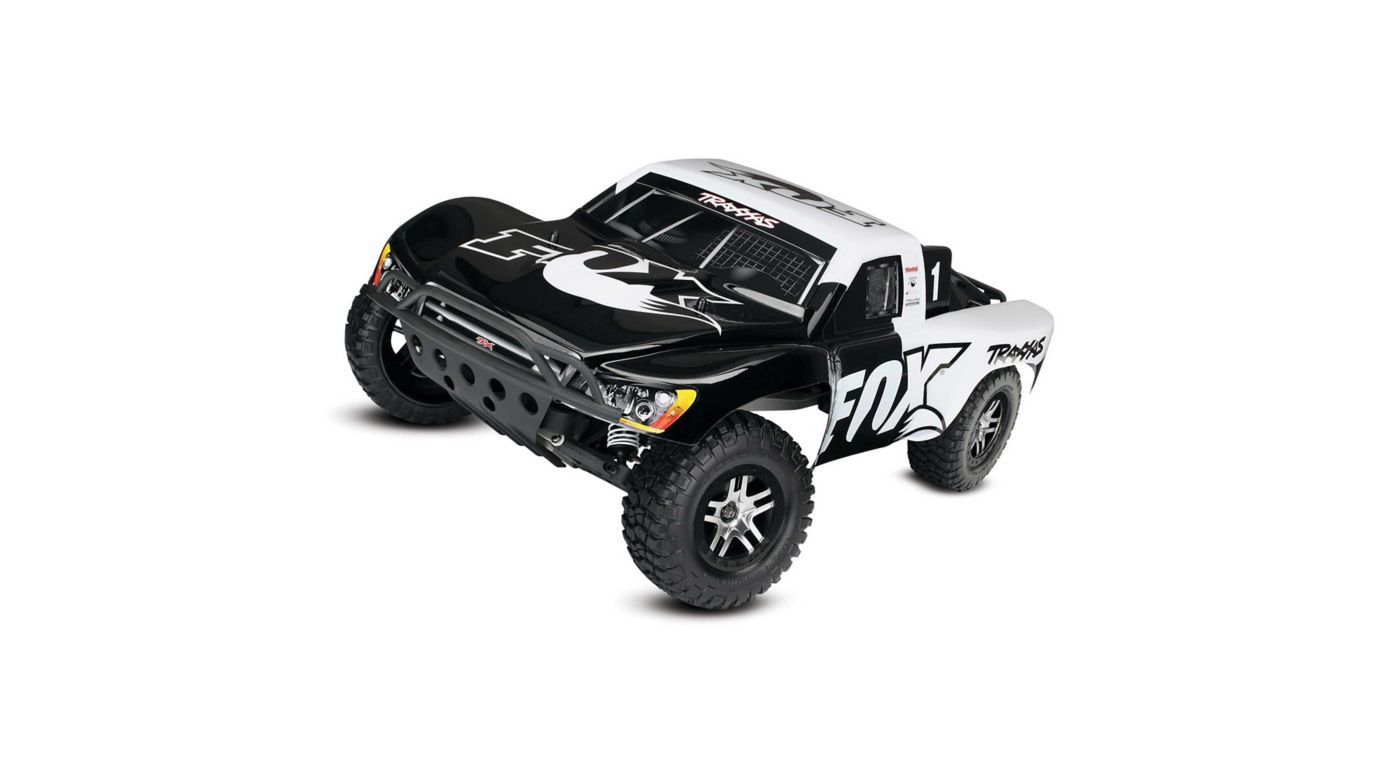 Image for 1/10 Slash VXL 2WD SCT Brushless RTR with TSM, Fox Edition from Horizon Hobby