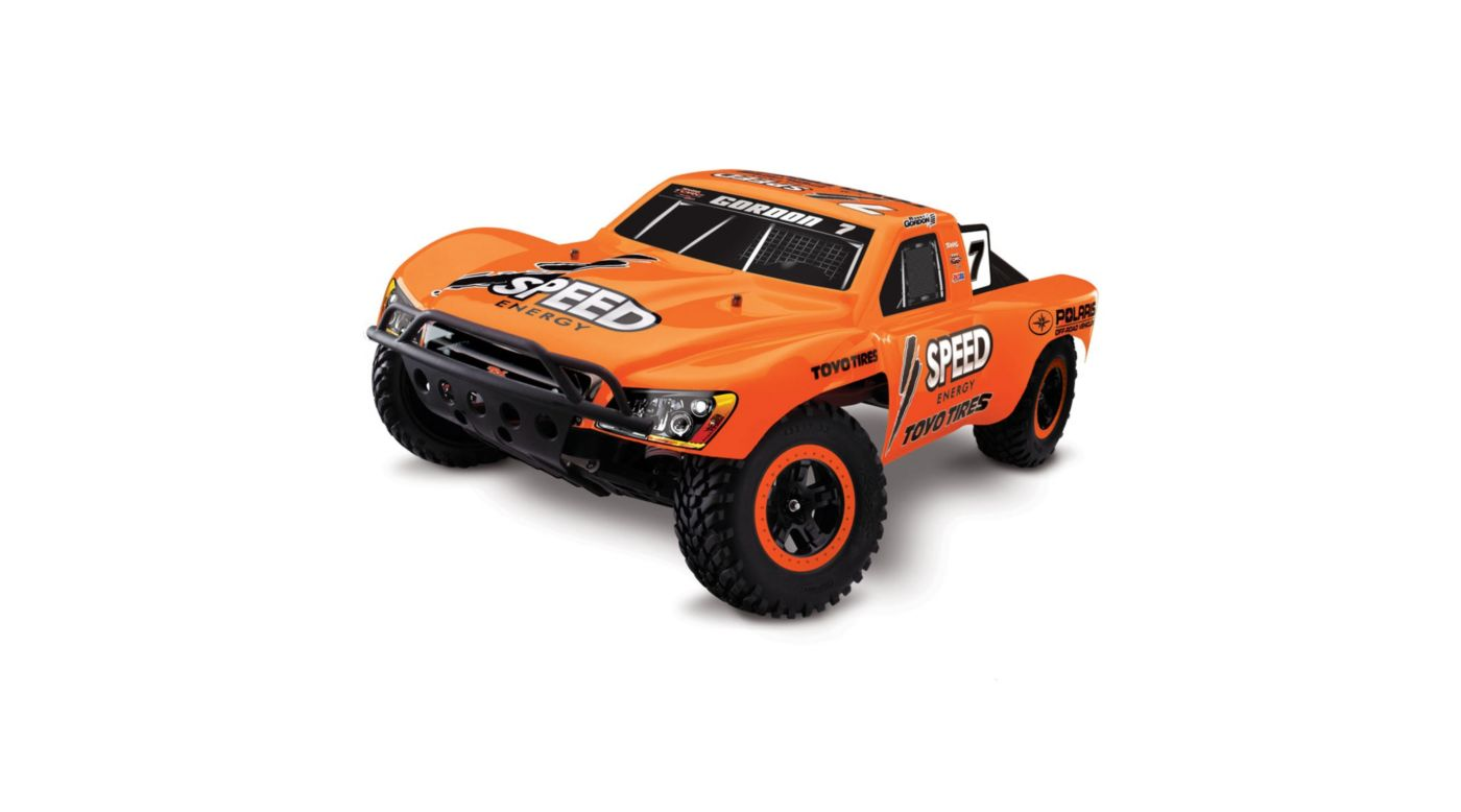 Image for Slash 2WD VXL RTR, Robby Gordon #7, Orange from HorizonHobby