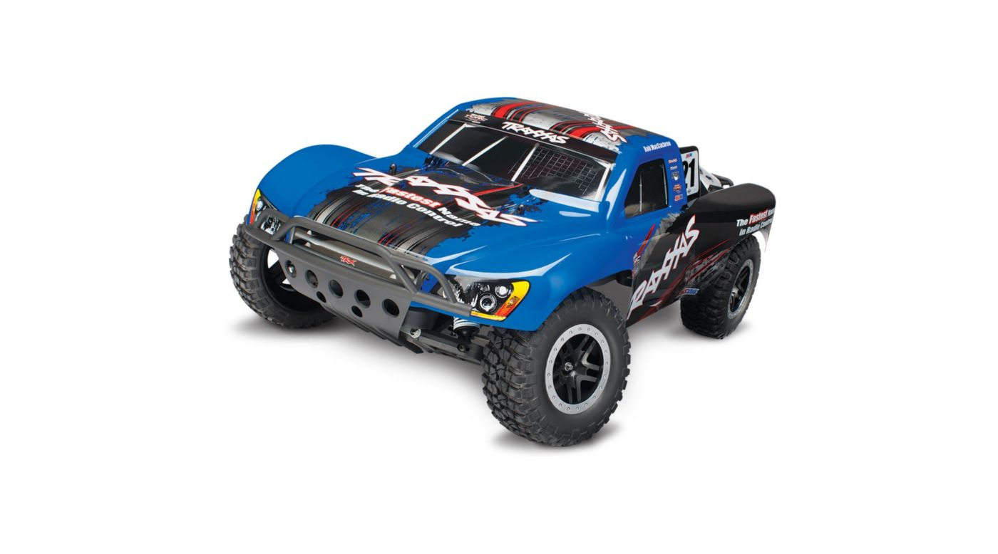 Image for Slash 2WD VXL RTR, Rob MacCachren #21, Blue/Black from HorizonHobby