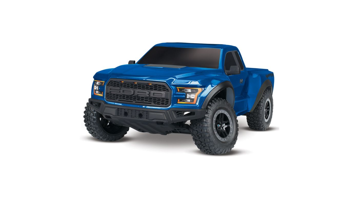 Image for 1/10 2017 Ford Raptor 2WD Brushed RTR, Lightning Blue from HorizonHobby