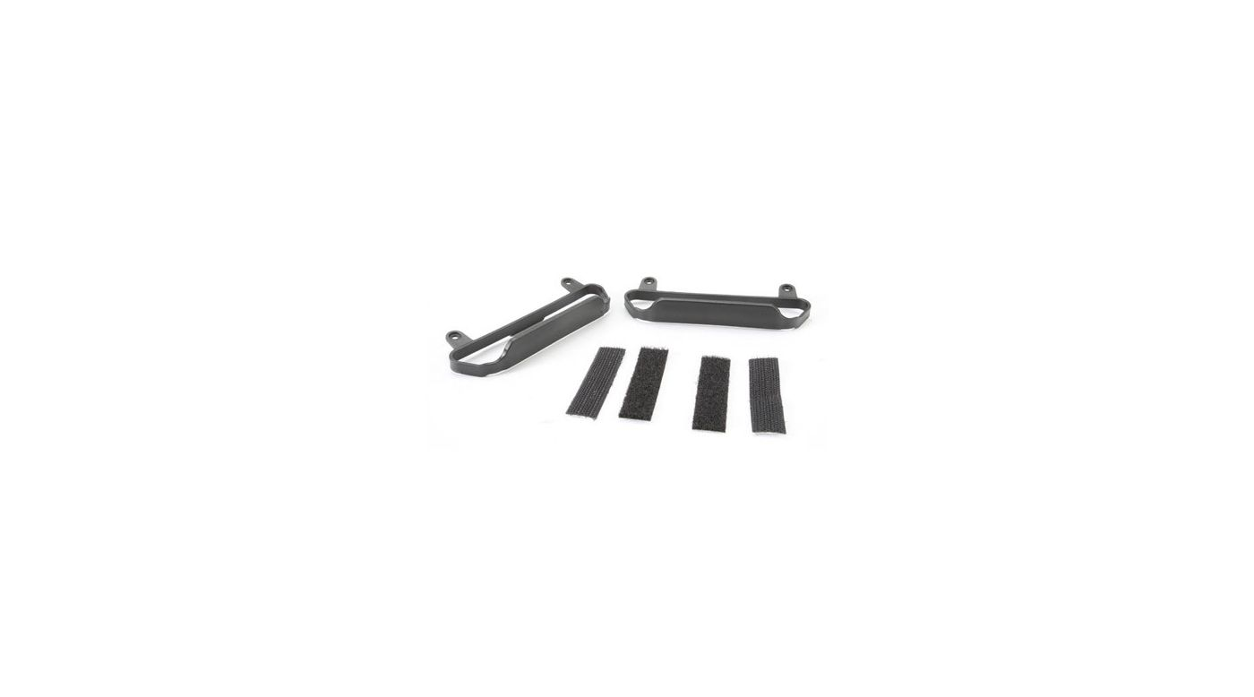 Image for Nerf Bars, Chassis, Black: Slash from HorizonHobby