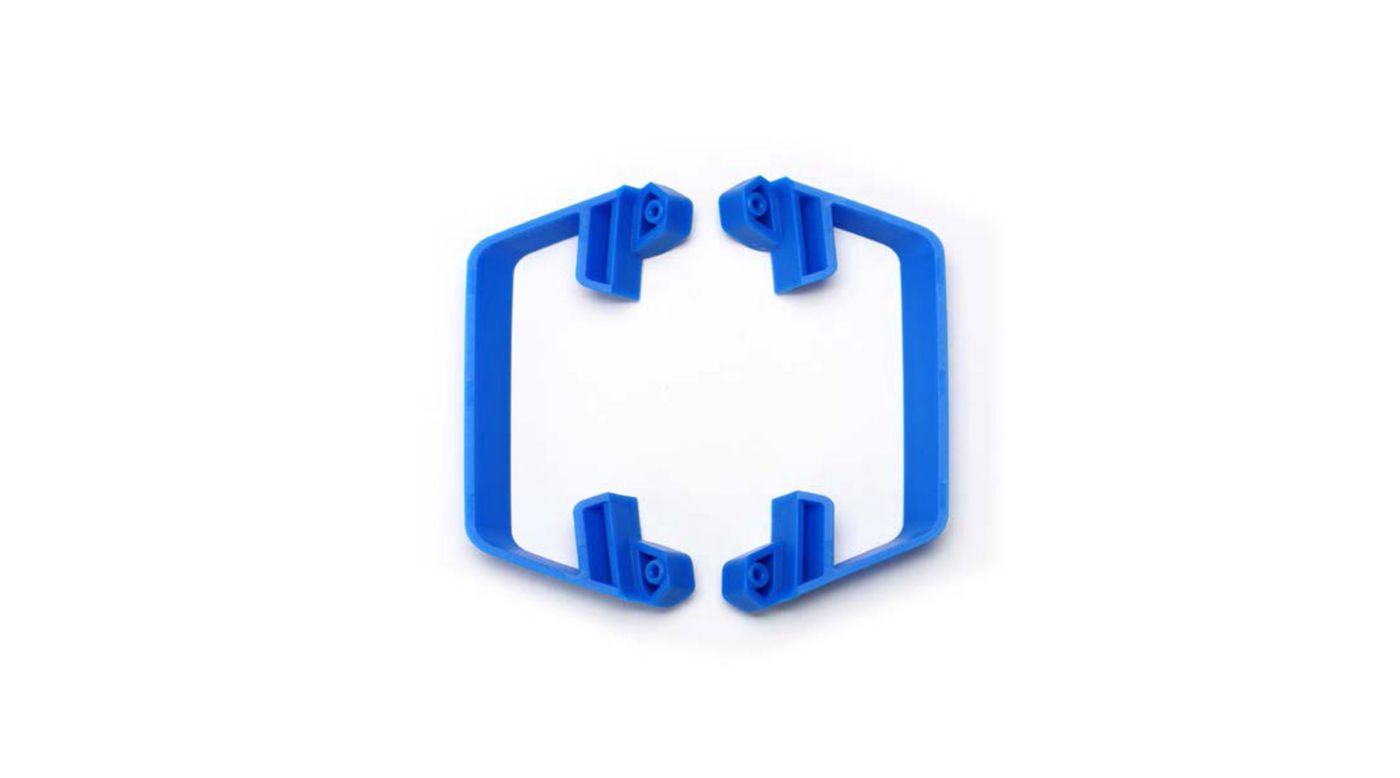 Image for Nerf Bars, Low CG, Blue from HorizonHobby