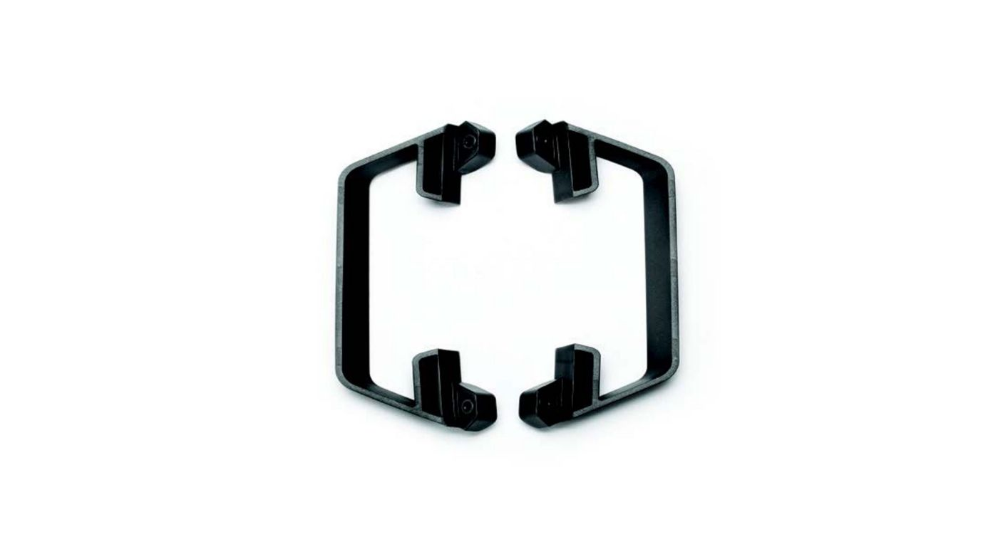 Image for Nerf Bars, Low CG, Grey from HorizonHobby