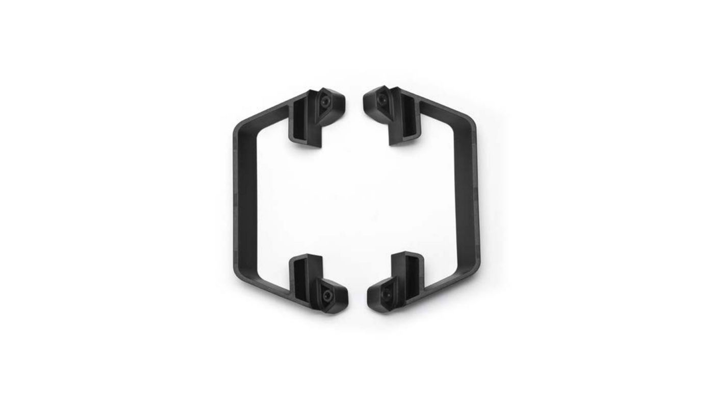 Image for Nerf Bars, Low CG, Black from HorizonHobby