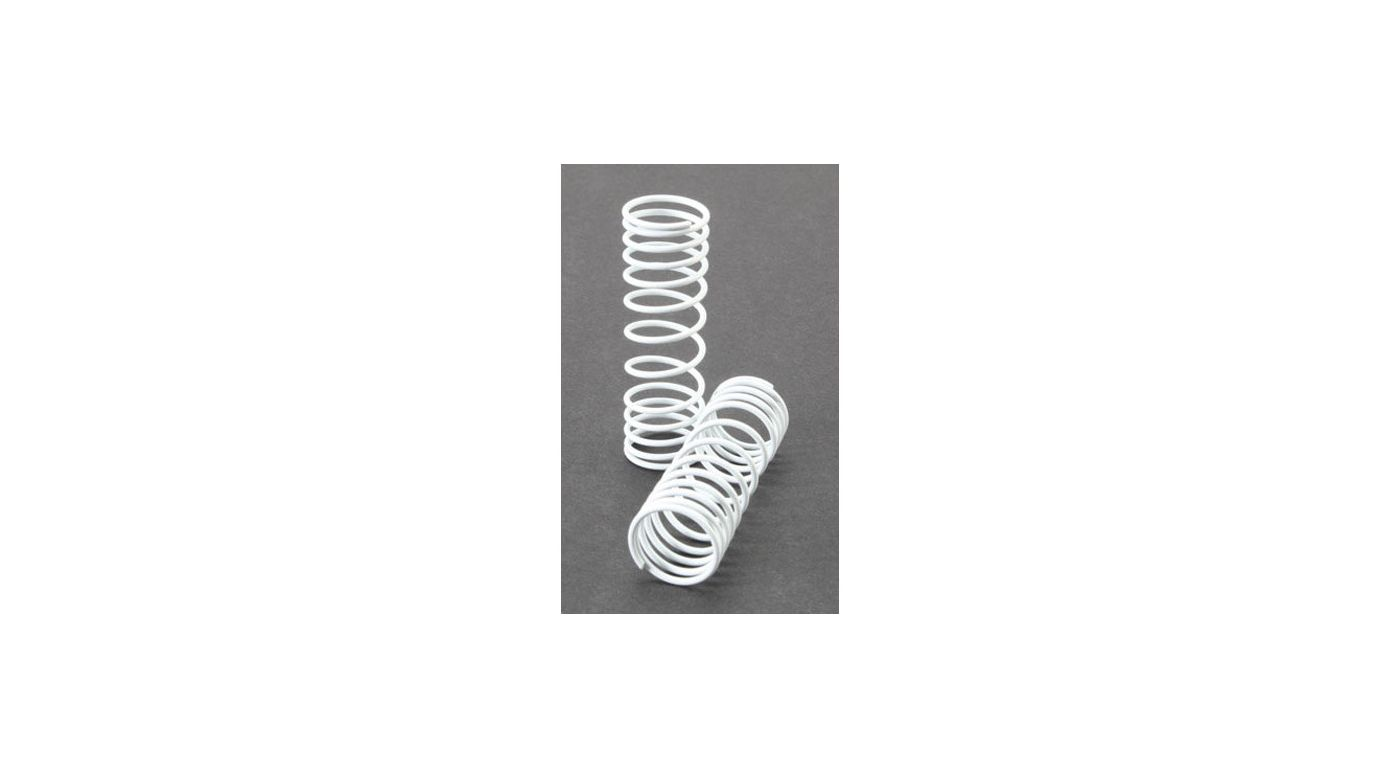 Image for Front Springs, White (2): Slash from HorizonHobby
