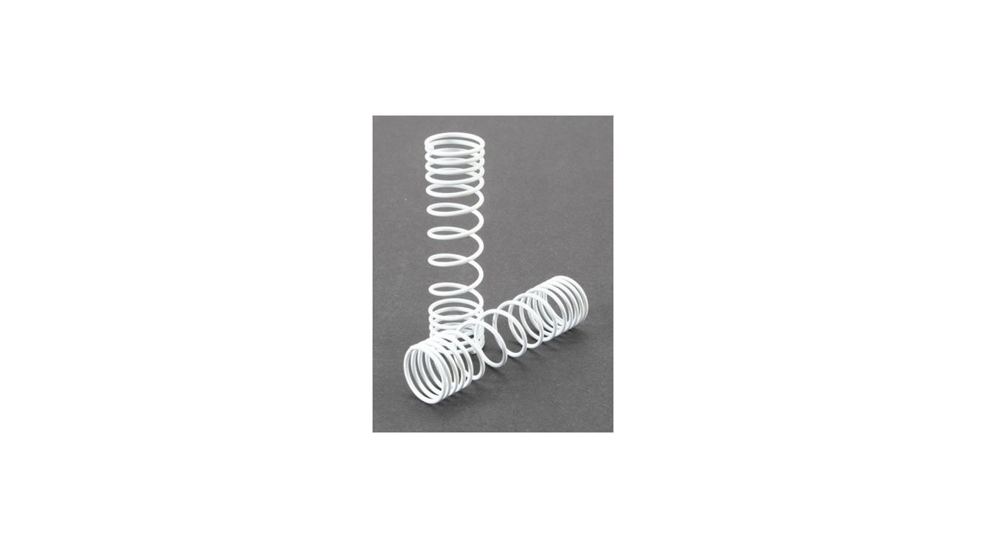Image for Rear Springs, White (2): Slash from HorizonHobby