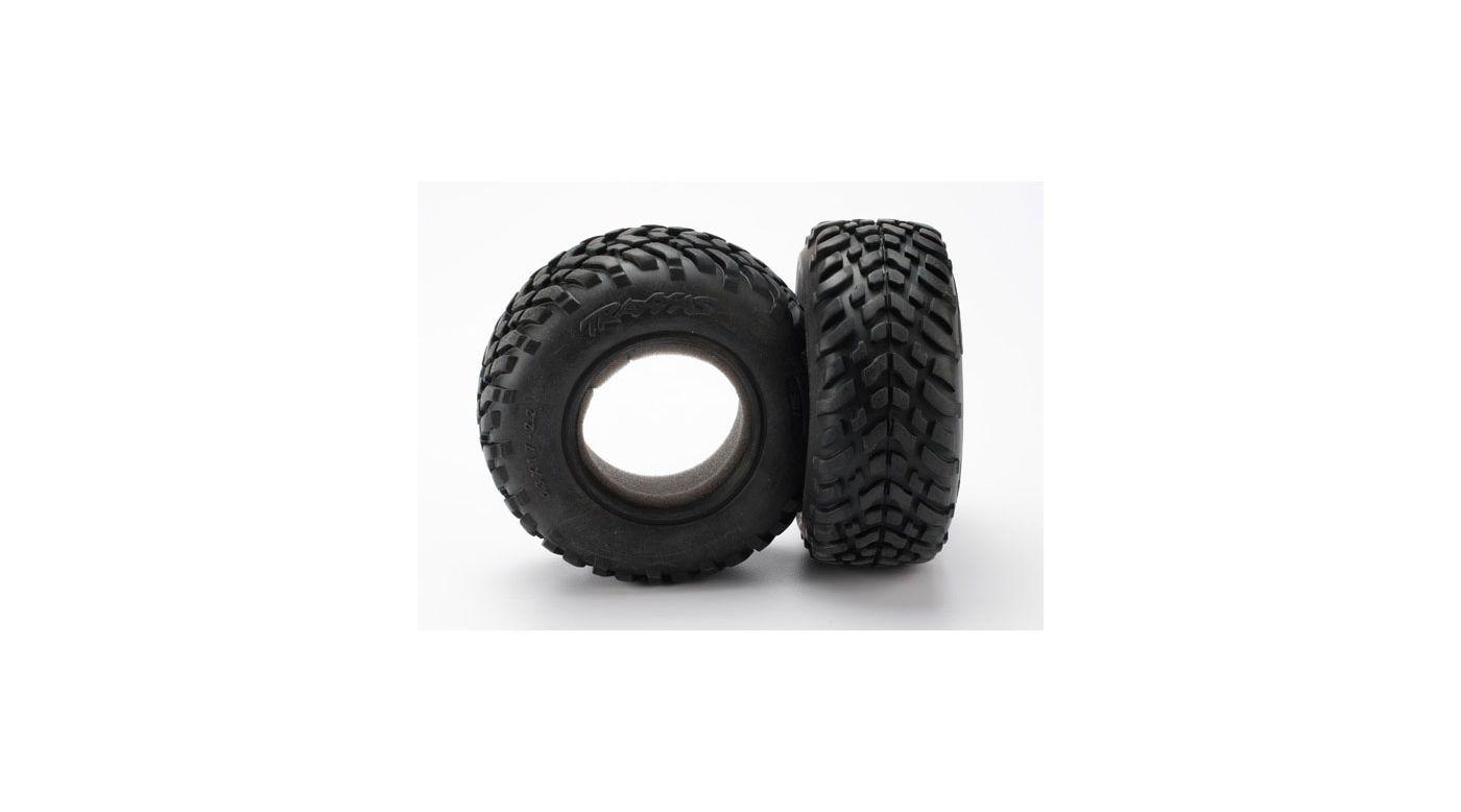 Image for S1 Slash Tread Racing Tires (2): SLH, SLH 4x4 from HorizonHobby