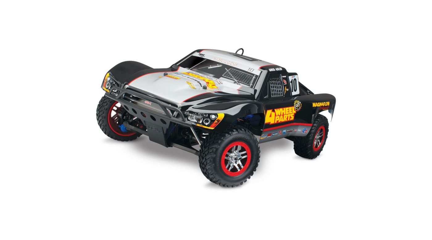 Image for 1/10 Slayer Pro 4x4 RTR with TQ 2.4GHz Radio, Adler #10 from HorizonHobby