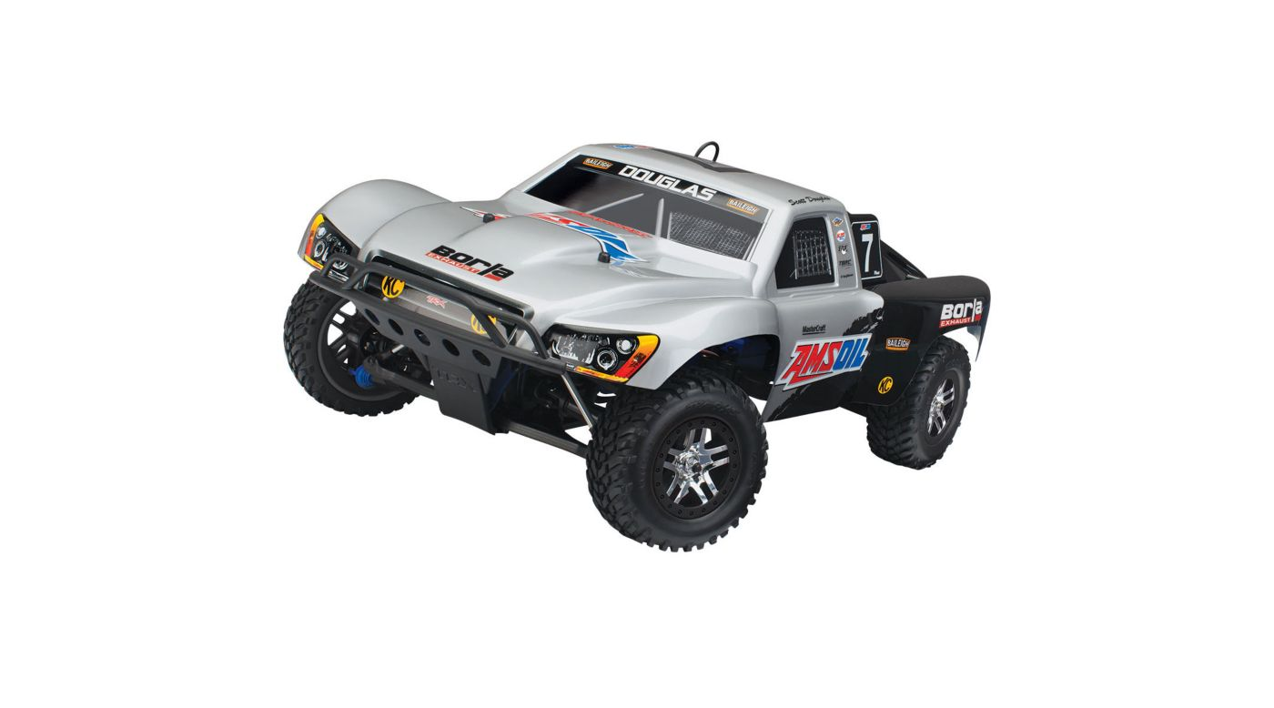 Image for 1/10 Slayer Pro 4x4 RTR with TQ 2.4GHz Radio, Douglas #7 from HorizonHobby