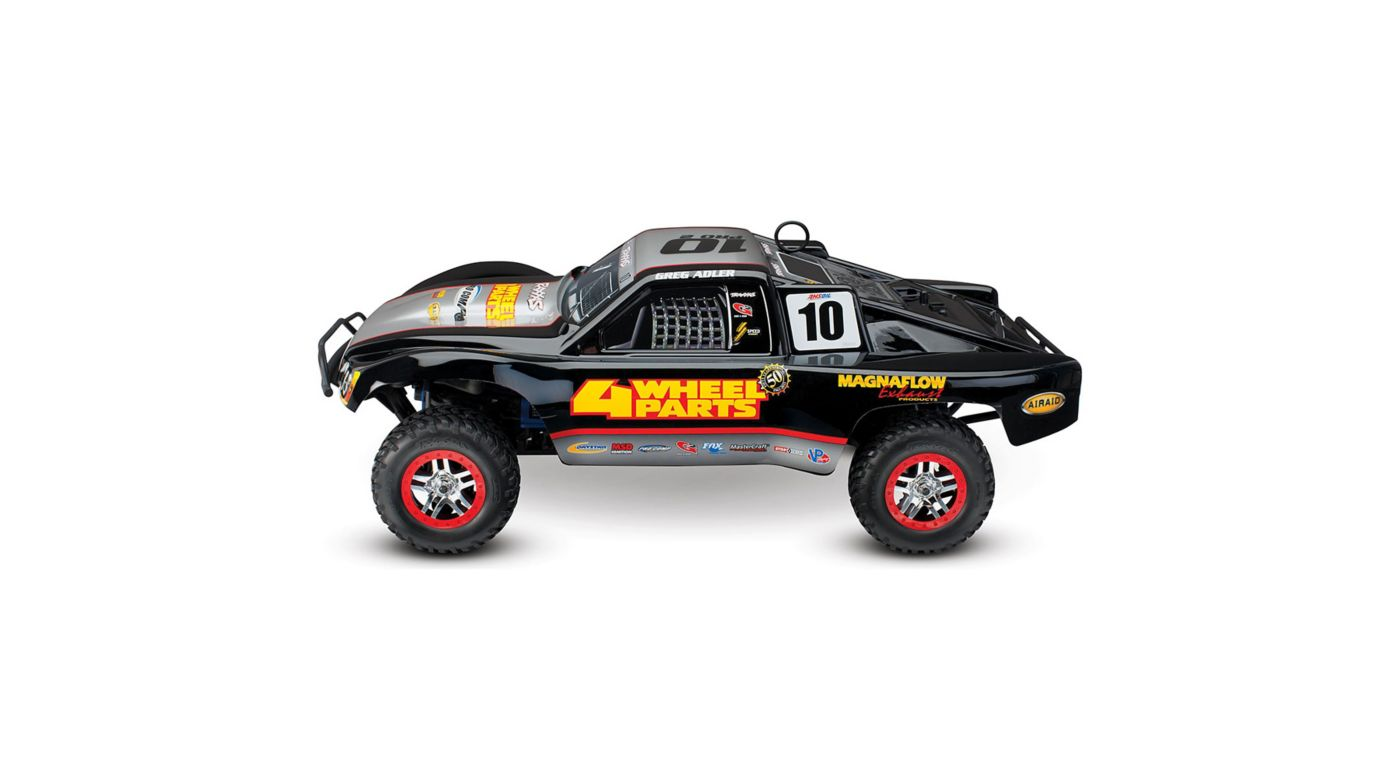 Image for 1/10 Slayer Pro 4x4 Nitro SCT RTR with TSM, Greg Adler #10 Edition from HorizonHobby