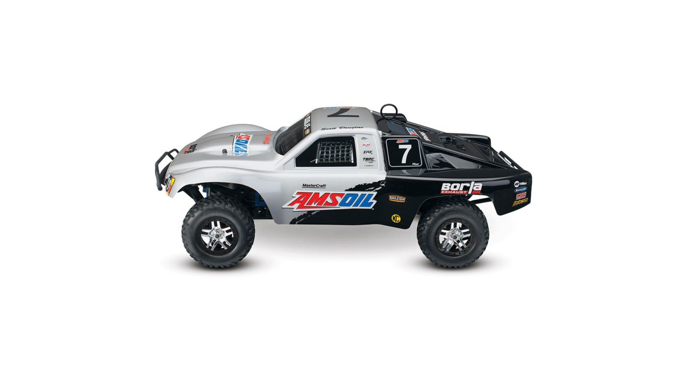 Image for 1/10 Slayer Pro 4x4 Nitro SCT RTR with TSM, Douglas/Oberg #7 Edition from HorizonHobby
