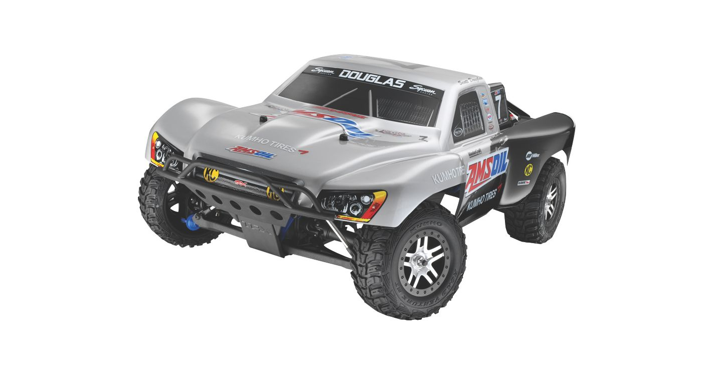 Image for Slayer Pro 4x4 RTR with TQi 2.4 Radio from HorizonHobby