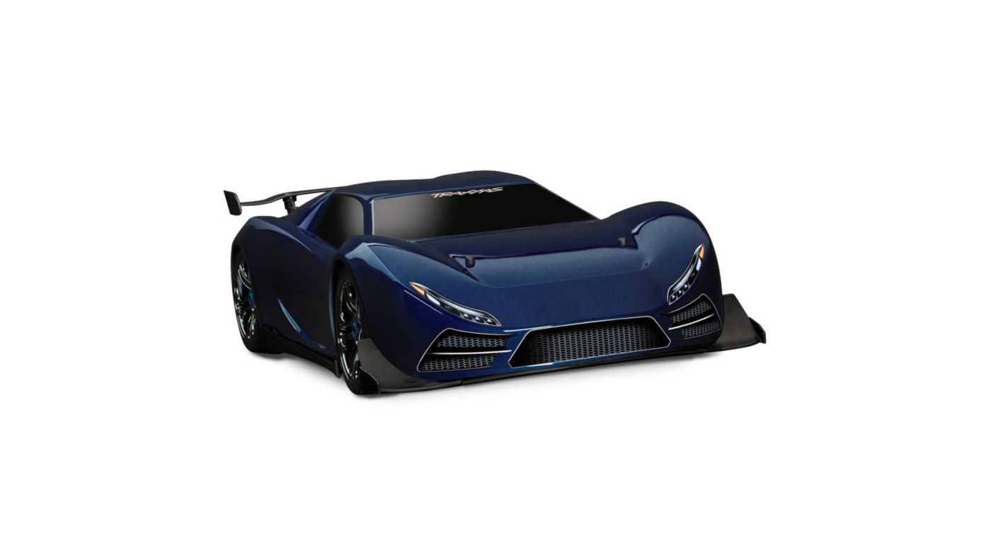 Image for XO-1 1/7 Scale AWD Supercar w/ TQi 2.4 Radio  Blue from HorizonHobby