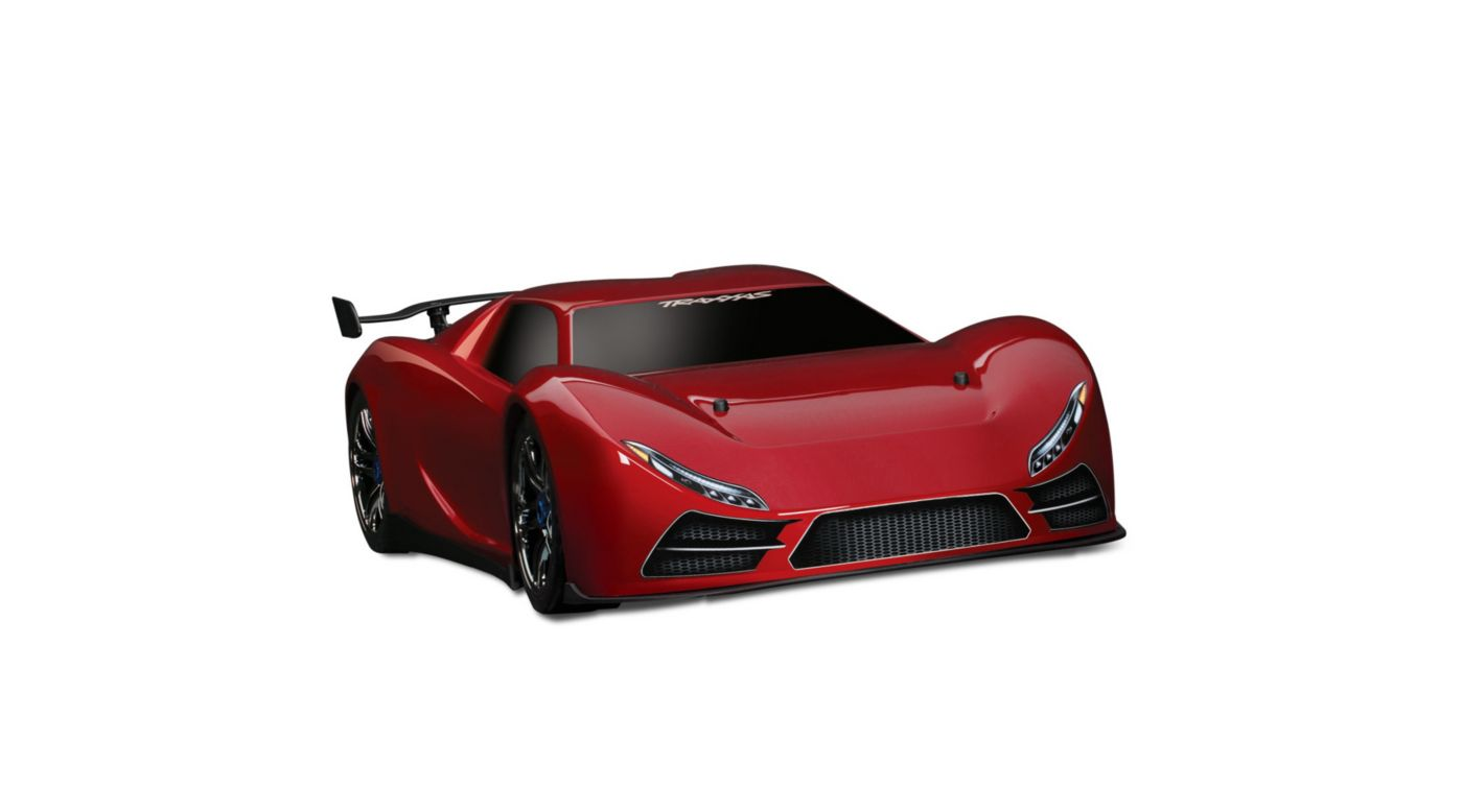 Image for XO-1 1/7 Scale AWD Supercar w/TQi 2.4 Radio  Red from HorizonHobby