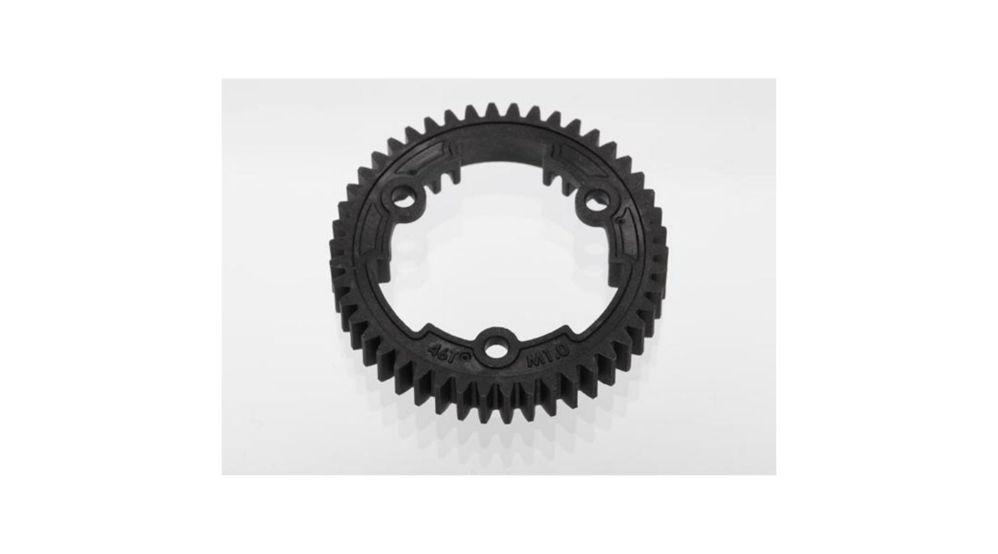 Image for Spur Gear 46T (1.0 metric pitch) from HorizonHobby