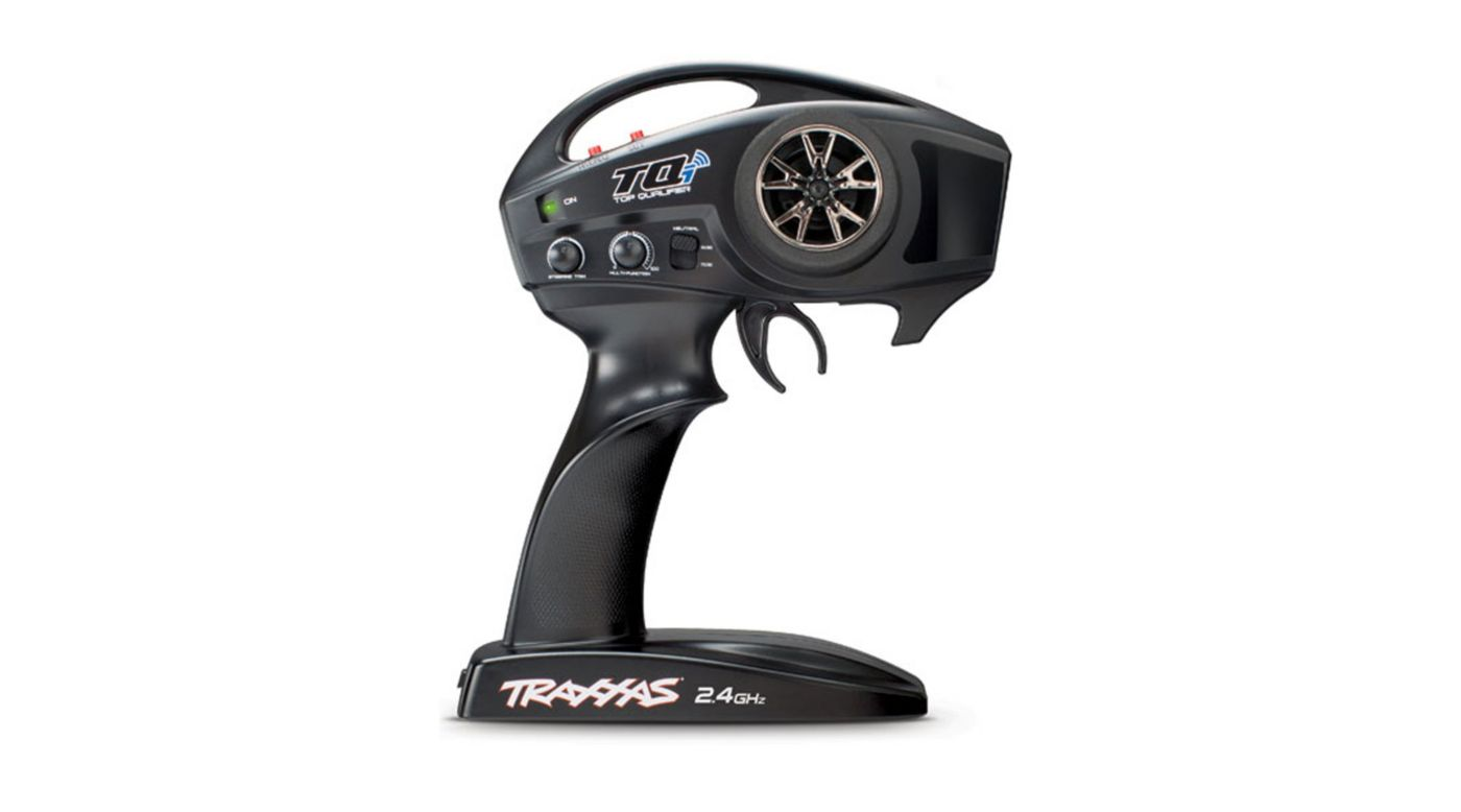 Image for TQi 2.4GHz Radio System, 2CH Traxxas Link Enabled from HorizonHobby