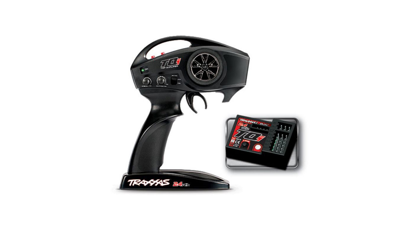 Image for TQi 2-Channel Radio w/ 5-Channel RX from HorizonHobby