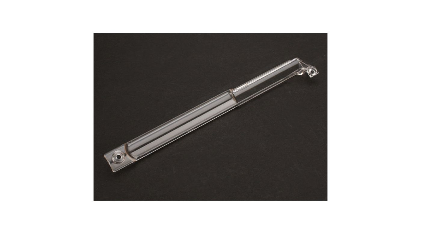 Image for Center Driveshaft Cover,Clear: Stampede 4x4 from HorizonHobby