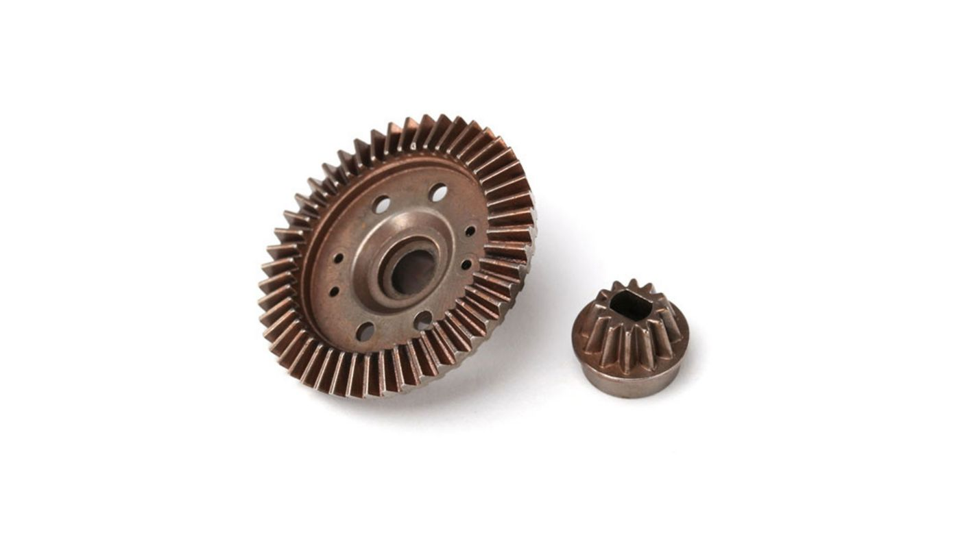 Image for Rear Ring Gear, Diff, Pinion Gear, Diff 12/47 from HorizonHobby