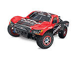 Traxxas - 1/10 Slash Ultimate 4x4 Brushless RTR with TSM, Mark Jenkins #25 Edition