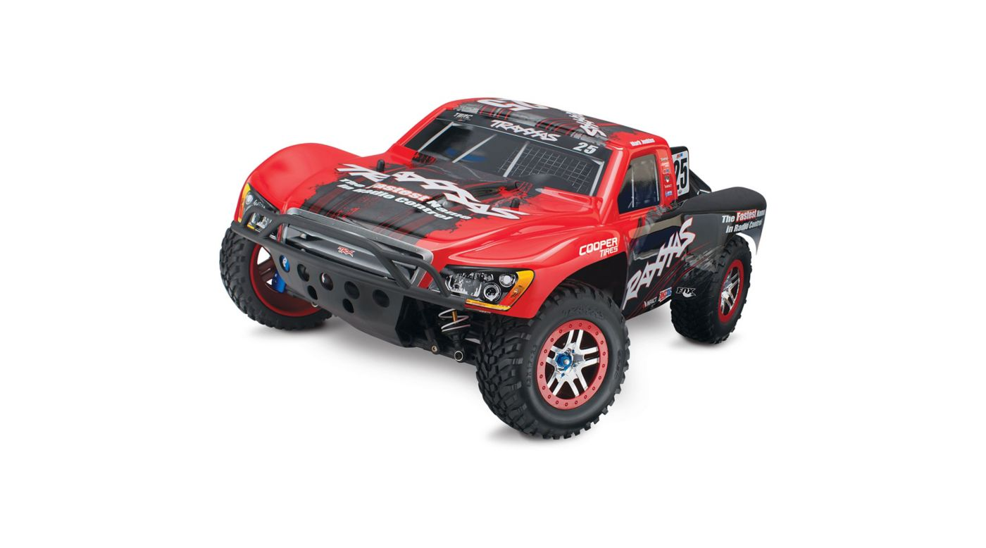 Image for 1/10 Slash Ultimate 4x4 Brushless RTR with TSM, Mark Jenkins #25 Edition from HorizonHobby