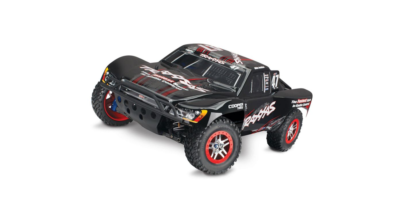 Image for 1/10 Slash Ultimate 4x4 Brushless RTR with TSM, Mike Jenkins #47 Edition from HorizonHobby