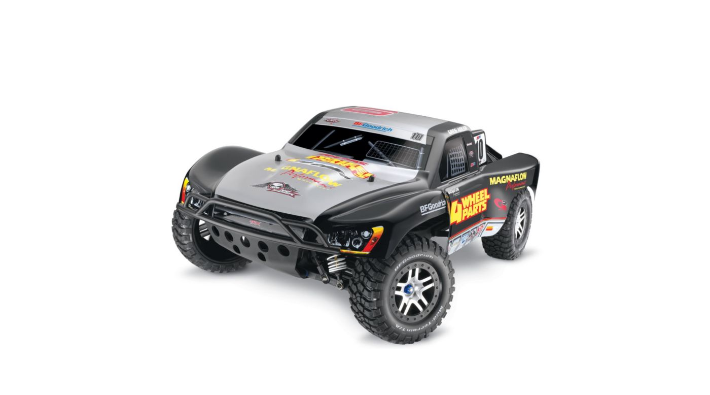 Image for Slash4x4 Ultimate RTR w/ 2.4GHz 4 Wheel Parts#10Body from HorizonHobby