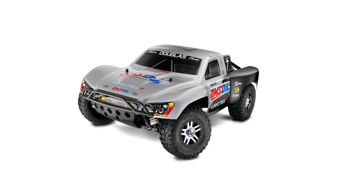 Image for Slash 4x4 Ultimate RTR w/ 2.4GHz Amsoil #7 Body from HorizonHobby