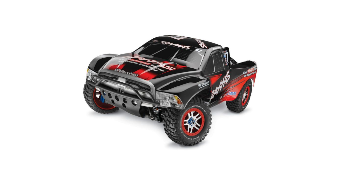 Image for Slash 4x4 Ultimate RTR with 2.4GHz, Mike Jenkins #47 from HorizonHobby