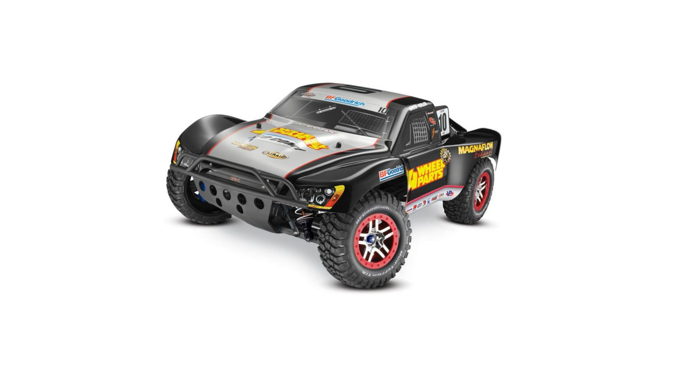 Image for Slash 4x4 Ultimate RTR with 2.4GHz, Greg Adler #10 from HorizonHobby