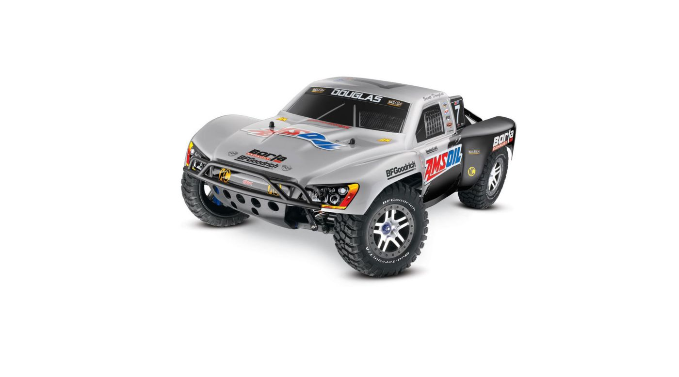 Slash 4x4 Ultimate Rtr With 24ghz Scott Douglas 7 Horizonhobby Traxxas Rustler Vxl Parts List Image For From