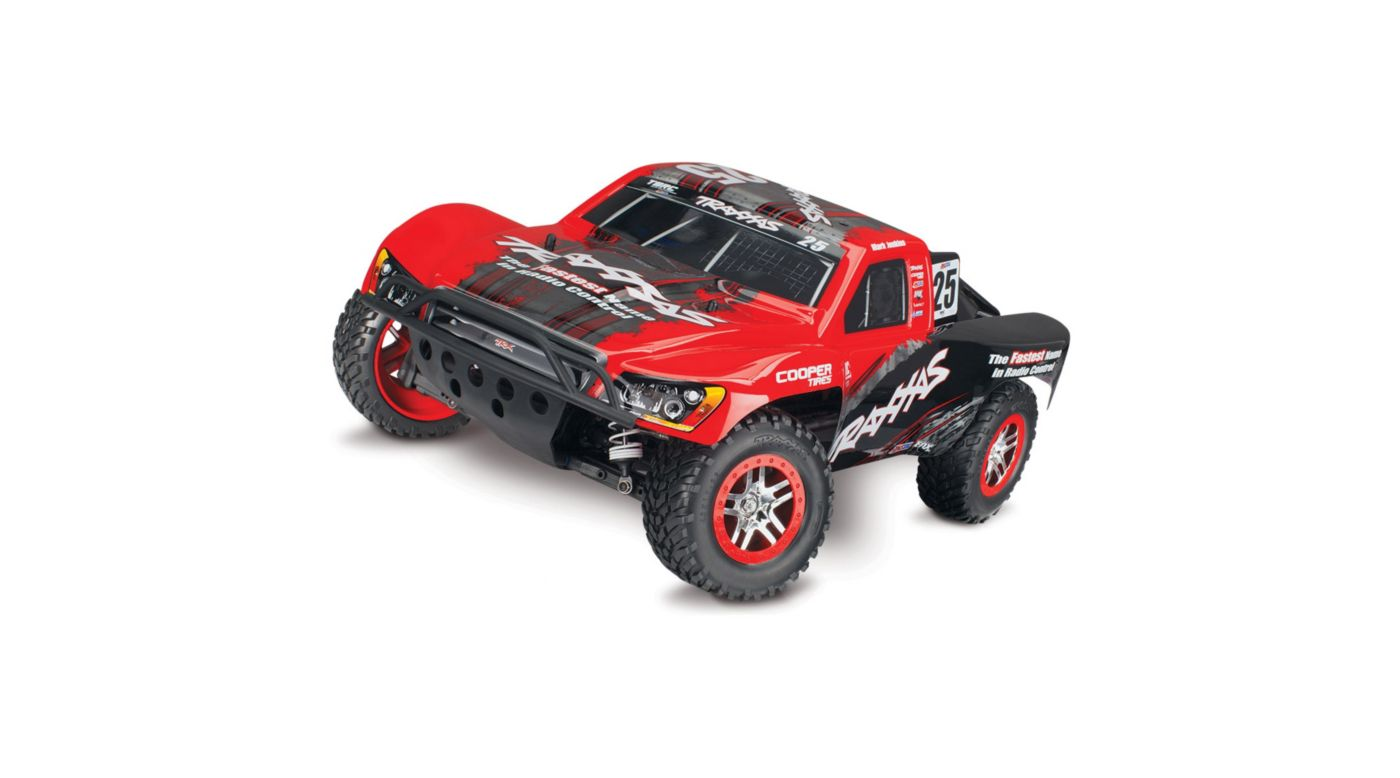 Image for 1/10 Slash 4WD, VXL with On Board Audio Module and ID, TQ 2.4GHz, #25 Mark from HorizonHobby
