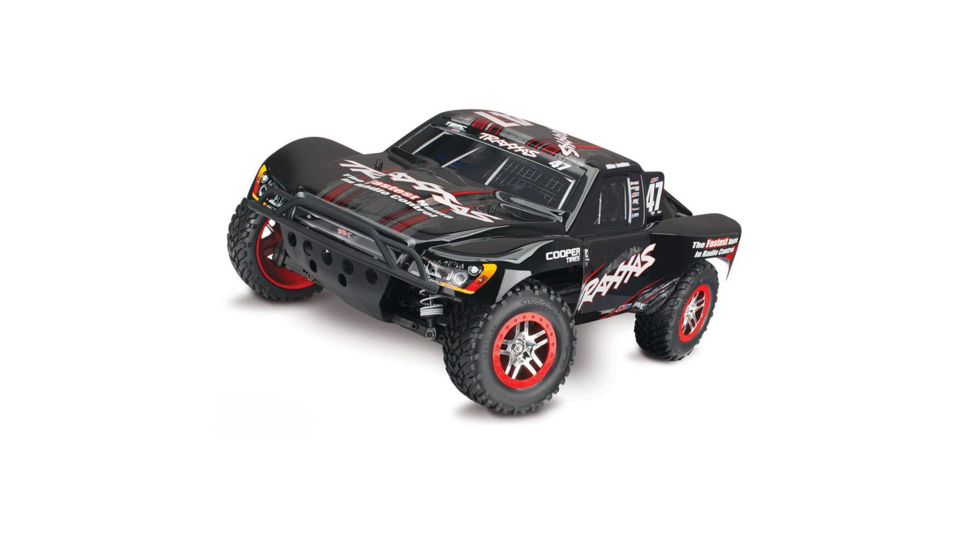Image for 1/10 Slash 4X4 SCT Brushless RTR with TSM, Mike Jenkins #47 Edition from HorizonHobby