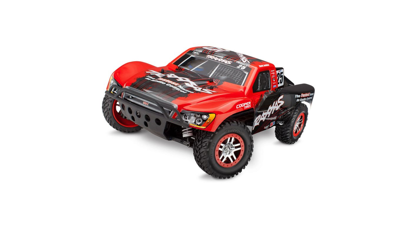 Image for 1/10 Slash 4X4 SCT Brushless RTR with TSM, Mark Jenkins #25 Edition from HorizonHobby