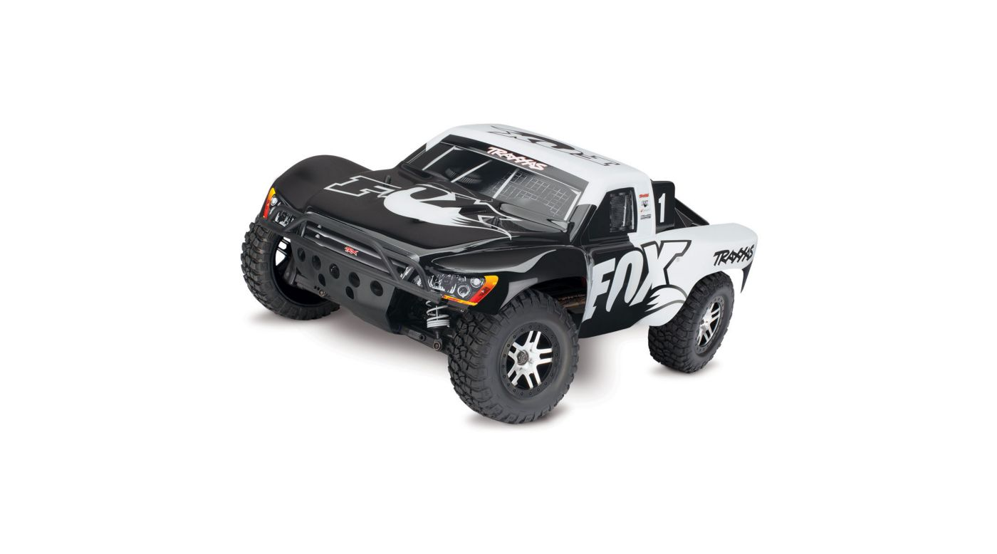 Image for 1/10 Slash 4X4 SCT Brushless RTR with TSM, Fox Edition from HorizonHobby