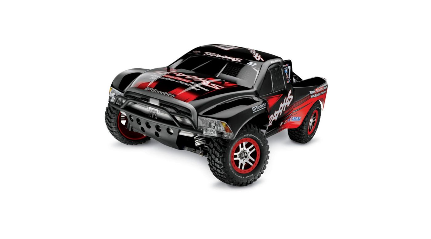 Image for 1/10 Slash 4X4 VXL RTR TQi without Module: Mike #47 from HorizonHobby
