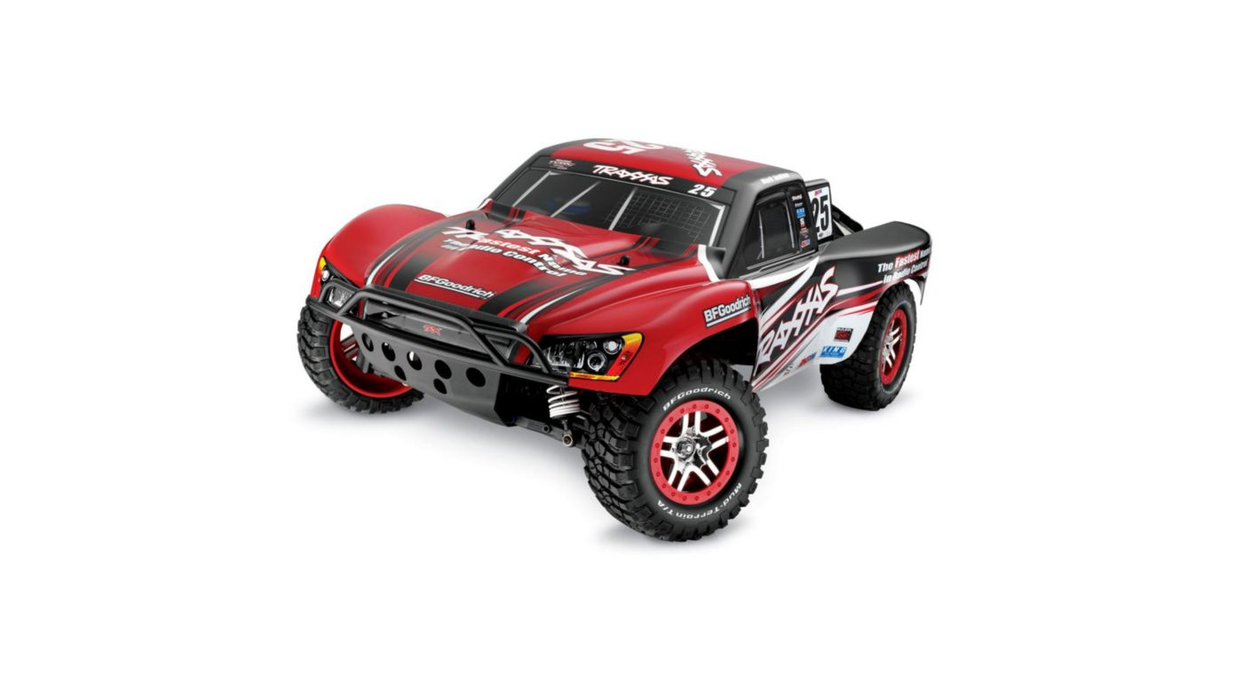 Image for 1/10 Slash 4X4 VXL RTR TQi without Module: Mark #25 from HorizonHobby