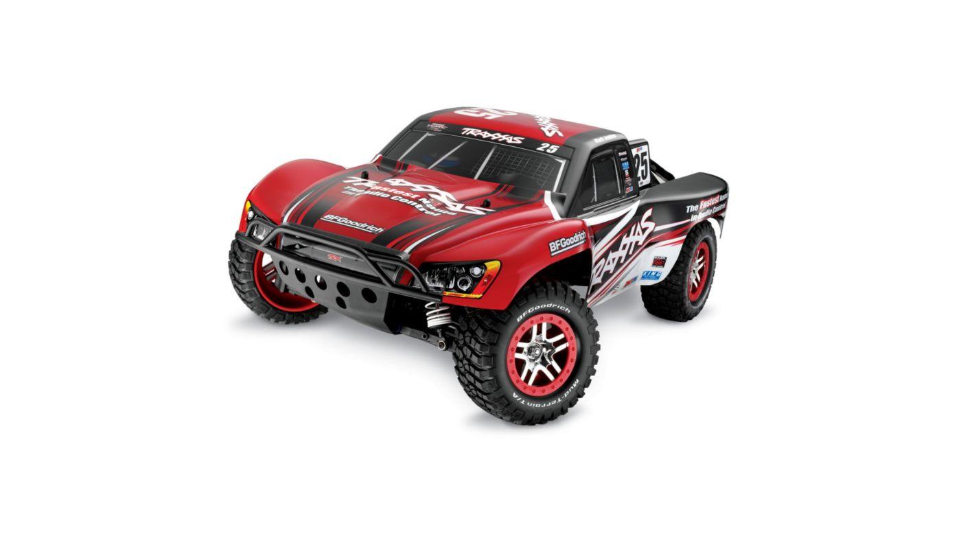 Image for Slash 4X4 VXL RTR w/TQi 2.4GHz: Mark Jenkins #25 Body from HorizonHobby
