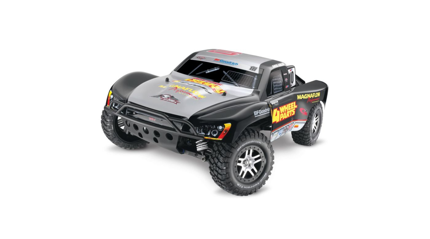 Image for Slash 4X4 VXL RTR w/TQi 2.4GHz: 4 Wheel Parts #10 Body from HorizonHobby