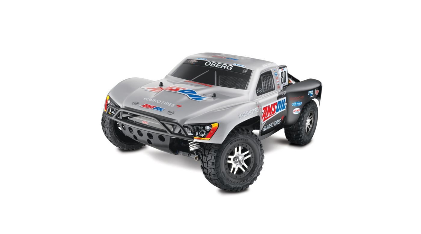 Image for Slash 4X4 VXL RTR w/TQi 2.4GHz, Amsoil #7 Body from HorizonHobby
